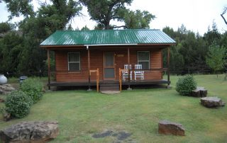 Guest Cabins at Hootowl Ranch
